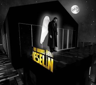 Night 3D Exterior vision - Closed panels - East facade_Der Himmerl ueber Ber-(Vese)-Lin