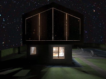 3D exterior night vision (closed panels)