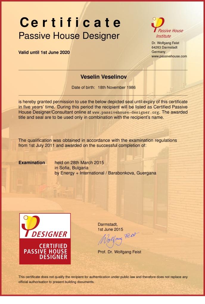 Certified Passive House Designer_VNV