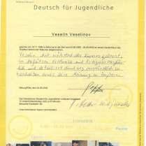 Deutsch fuer Jugendliche_Goethe Institut_Intensivkurs in Bitburg_B2_VV