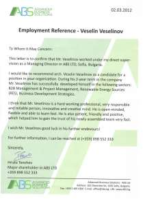 ABS_Employment Reference_VeselinVeselinov