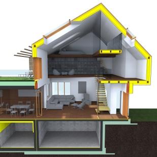 MCH Designer 3D section