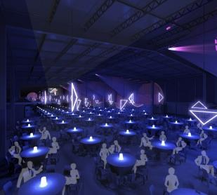 SCI Dream Night - Hall 13
