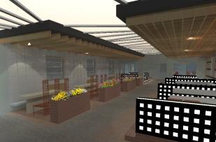 Restaurant & bar - Interior