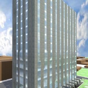 Urban Hotel / Градски хотел - Option No4 / Вариант No4