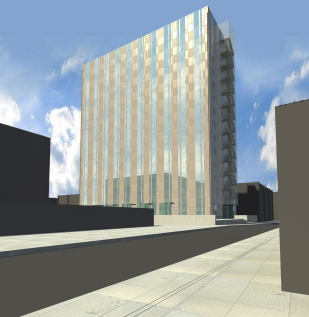 Urban Hotel / Градски хотел - Option No2 / Вариант No2