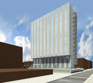 Urban Hotel / Градски хотел - Option No1 / Вариант No1