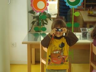 Фотографът на детската градина