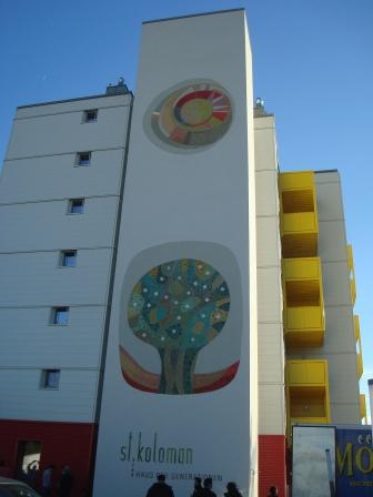 """Детска градина, разположена в партерния етаж на съществуваща сграда, реновирана по стандарт """"Пасивна Къща"""""""
