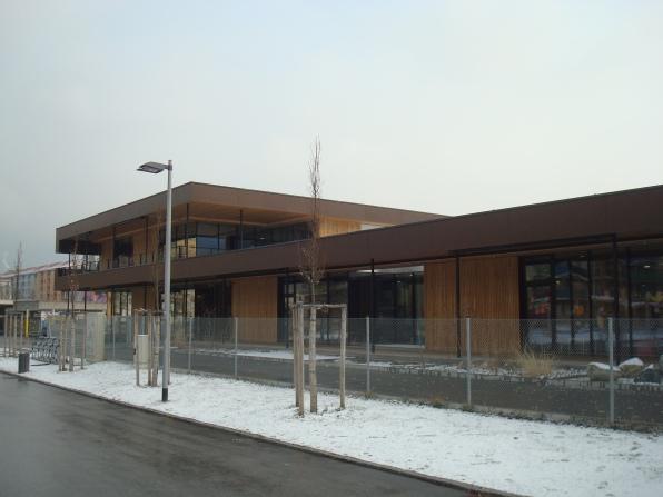 Пасивна детска градина, Инсбрук, Австрия