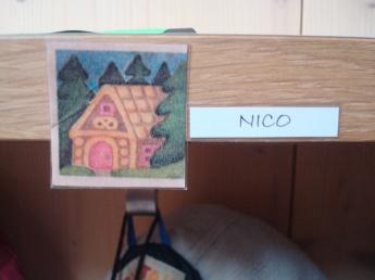 Личното пространство на Нико