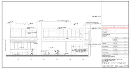 12_South facade_Courtyard