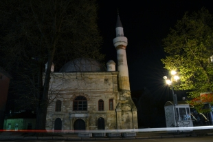 Lights Mosque