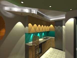 3D_Дневна_Кухня лампи и горно осветление зад ГК