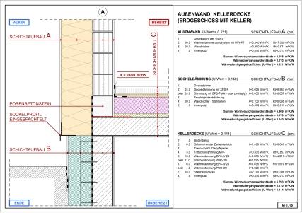 Detail_Kellerdecke
