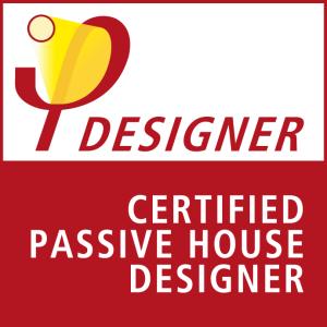 Certified Passiva House Designer LOGO