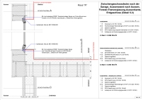 Passive House Detail: intermediate slab