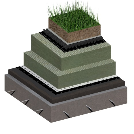 3D_BIM & More_Massive_Green Roof