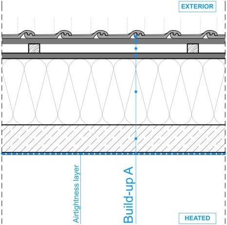 3D_BIM & More_Massive_Slopped Roof MW_Longitude section